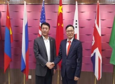 시아펑(국제상공회의소, 장관급)